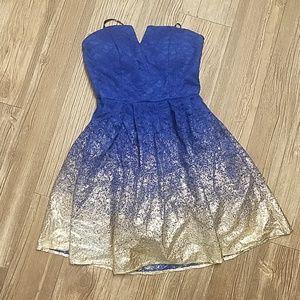Formal B. Darlin dress